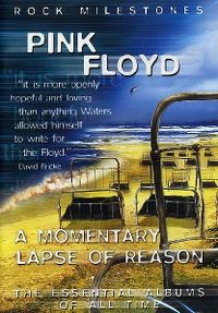 Cover Pink Floyd - A Momentary Lapse Of Reason [DVD]